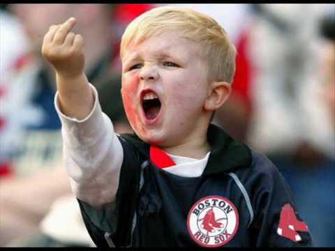Red Sox vs. Yankees - Lean Back Parody