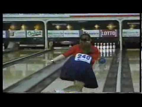 Ten Pin Bowling - 1994 European Youth Championships. Bowling