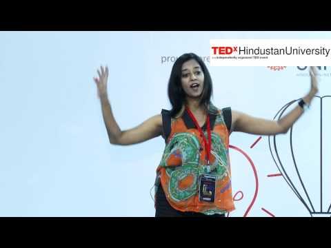 Dance in the form of education | Ms. Kokila Hariram | TEDxHindustanUniversity