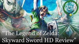 The Legend of Zelda: Skyward Sword HD Review [Switch] (Video Game Video Review)