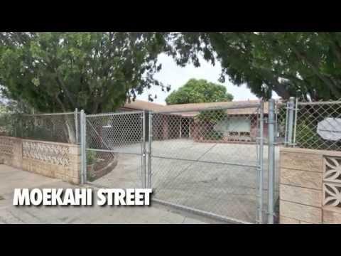 Moekahi Street - Waianae, Hawaii