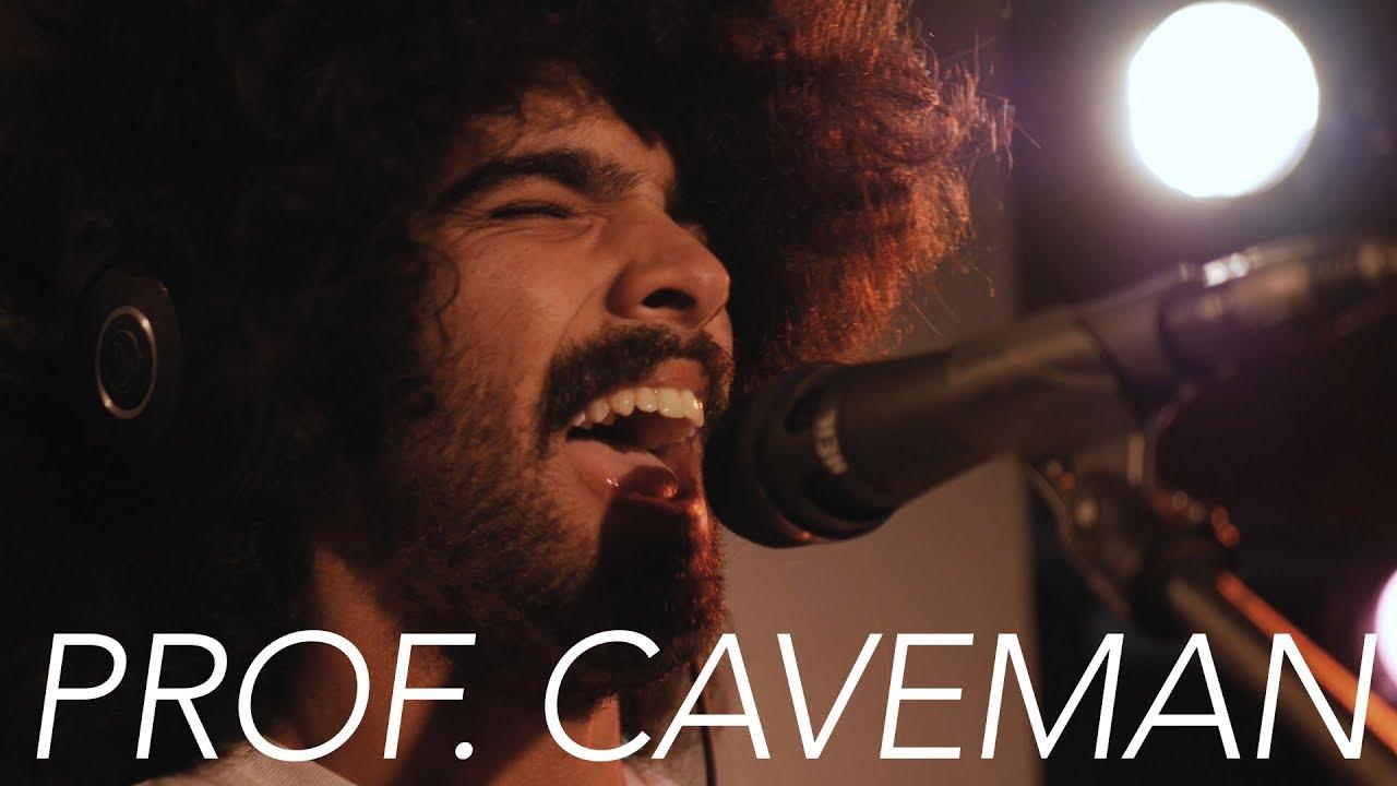 Caveman Phone : Professor caveman full performance wsbf live sessions youtube