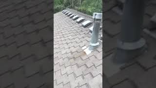 Roof Walking Safety Tip