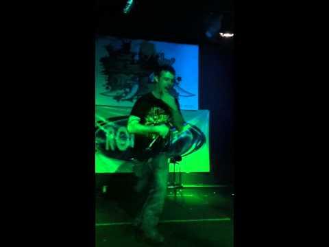 The Trial Bar Monroe Karaoke - Megadeth - Sweating Bullets - John D.