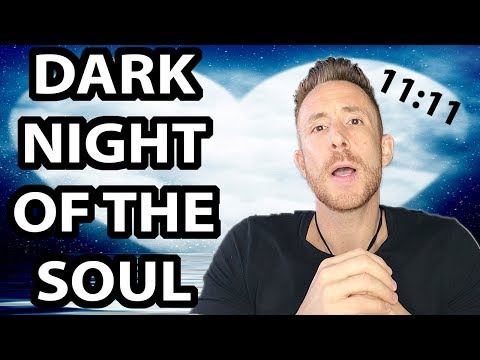 The Dark Night Of The Soul - (3 Things Will Pull You Out)