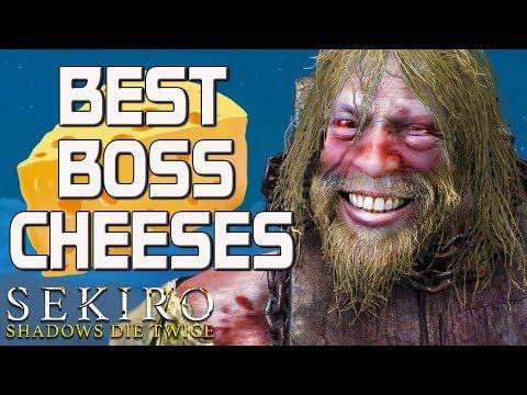 Sekiro Guru's Top 10 Boss Cheeses!