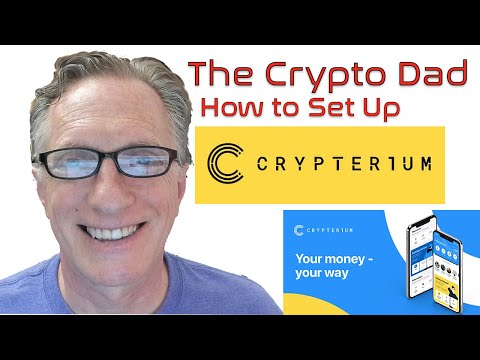 How To Set Up A Crypterium Account To Purchase Bitcoin, Ethereum, \u0026 Other Cryptocurrencies