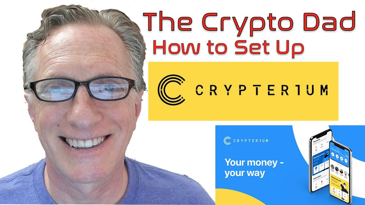 How to Set up a Crypterium Account to Purchase Bitcoin, Ethereum, & Other Cryptocurrencies