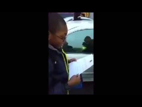 11 yr old gets accepted to Maxine Smith STEAM Academy. His reaction is PRICELESS!!!