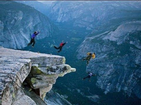 Freefall extreme sports - YouTube