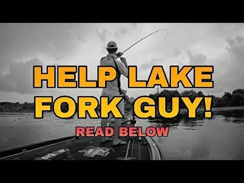 HELP LAKE FORK GUY - Cheap Fishing Gear
