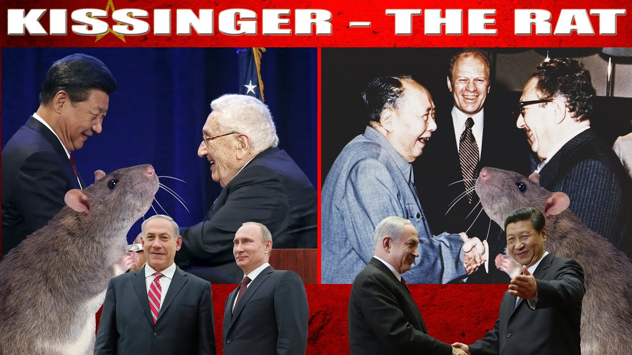 35. THE HISTORY OF JEWS IN CHINA - ISRAEL CONTINUES TO SELL OUT THE UNITED STATES TO THE CCP