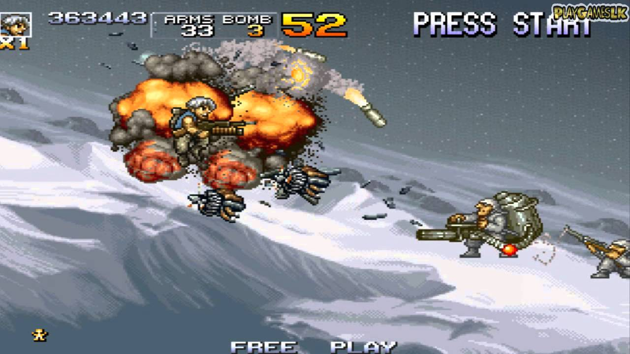 metal slug 1 pc startimes