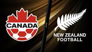 HIGHLIGHTS: Canada vs. New Zealand (Oct. 23, 2021)