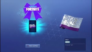 Fortnite S7 14 days, day 13 Place devices in creative mode
