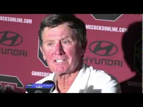 Mixed reaction from Steve Spurrier after win over UCF