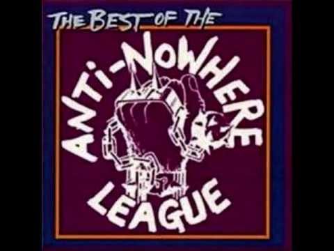 Anti Nowhere League , So What =;