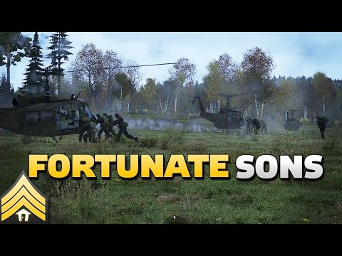 Fortunate Sons — ShackTac Arma 3