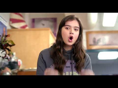 Download The Edge Of Seventeen- The Break Scene (Haley Steinfeld)
