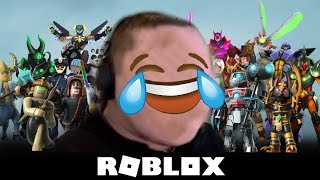 Jos doesn't get any more from laughter! | ROBLOX Speed Run