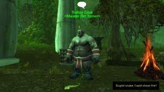 Battle Pet Tamers: Traitor Gluk (kalimdor)