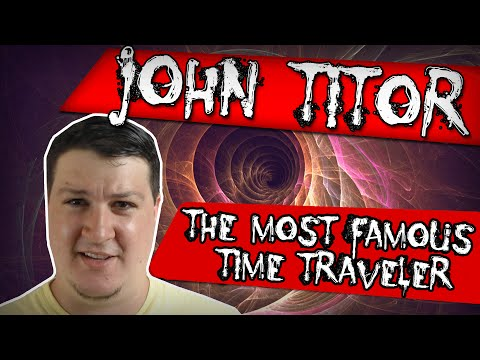 John Titor: The Most Famous Time Traveler