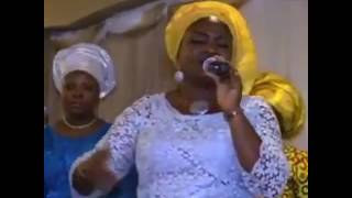 Nigerian Woman Worships God in Different Languages