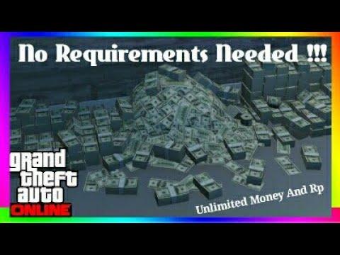 *NEW* GTA 5 Online Money And Rp Glitch GTA 5 Money Glitch GTA Online Money Glitch [NO REQUIREMENTS]