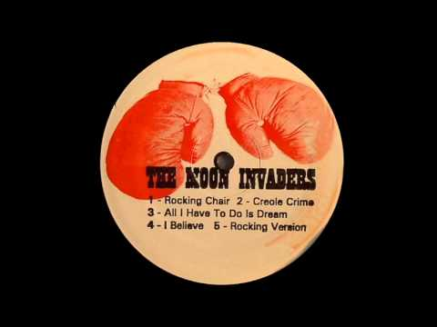 The Moon Invaders - Rocking Chair