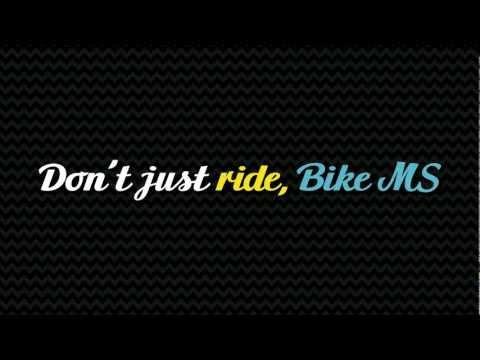 Bike MS - The Experience :60 Sec PSA