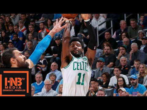 Boston Celtics vs Oklahoma City Thunder Full Game Highlights | 10.25.2018, NBA Season