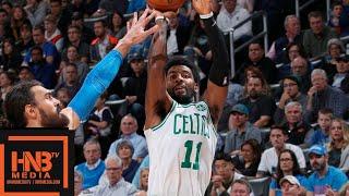 Boston Celtics vs Oklahoma City Thunder Full Game Highlights | 10.25.2018, NBA Season