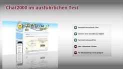 Chat2000 Test - chatten ohne Anmeldung!