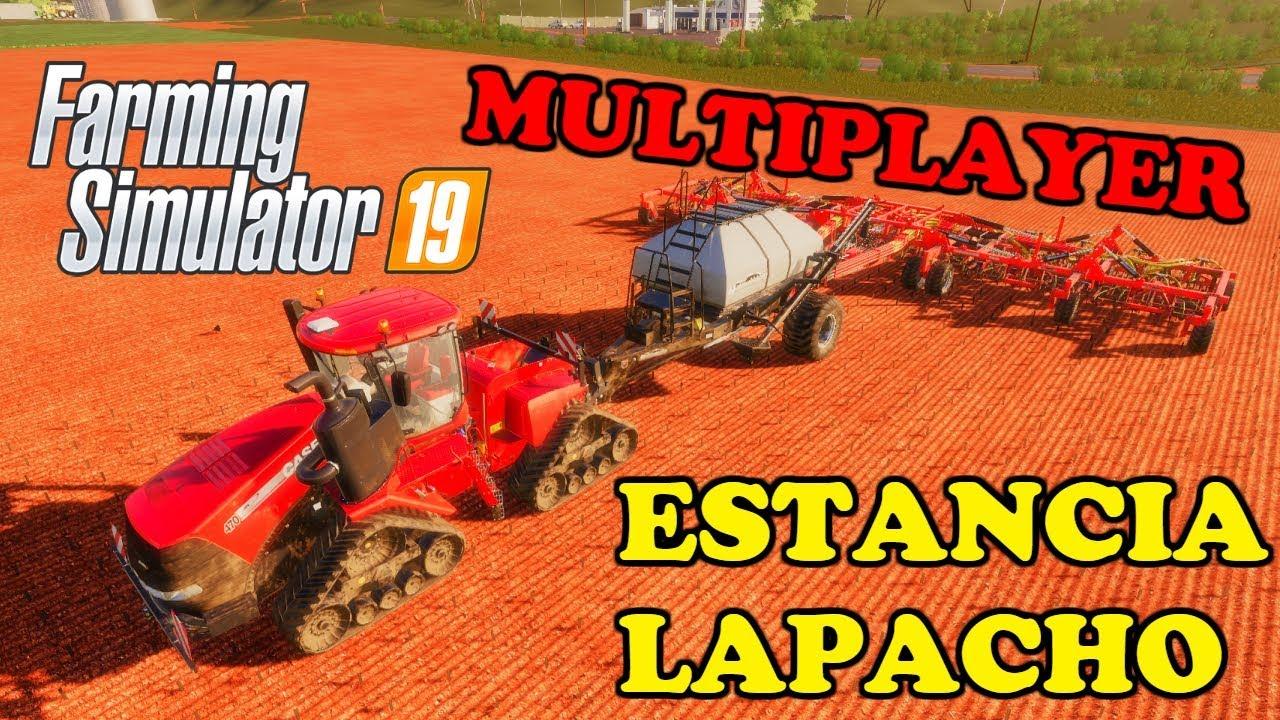 Farming Simulator 19 | Timelapse | Daggerwin's server | Estancia Lapacho |  Episode 2