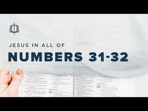 HOLY WAR | Bible Study | Numbers 31-32