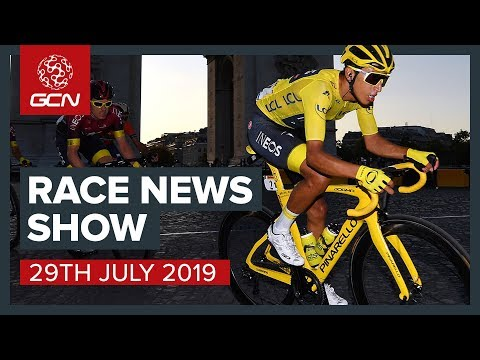 Who Is Egan Bernal? The Youngest Tour Winner In 100 Years | The Cycling Race News Show