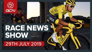 Who Is Egan Bernal? The Youngest Tour Winner In 100 Years   The Cycling Race News Show