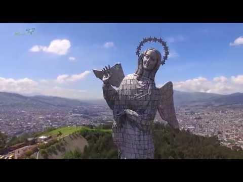 El Panecillo - Quito July 15/ 2016