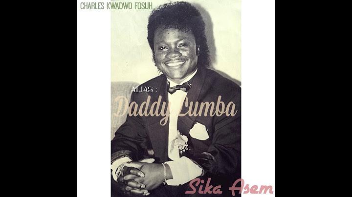 daddy lumba odo yenni nsi wo ye made in ghana