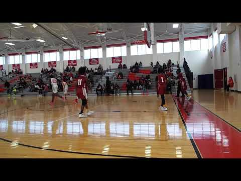 SOCIAL CIRCLE MIDDLE SCHOOL BASKET BALL GAME CLIP 3