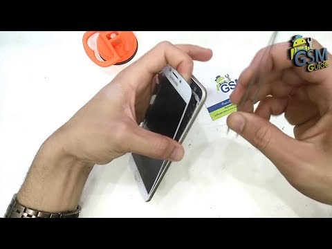 Samsung C7  Pro / C5  Pro Screen Repair, Battery Replacement, Charging Port Fix | How to - GSM GUIDE