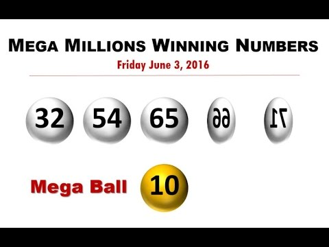 Mega Millions Lotto Winning Numbers for Friday, June 3 ...  Mega Millions L...