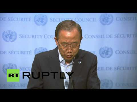 "USA: ""Enough is enough"" - Ban Ki-Moon fires CAR mission chief over sexual abuse claims"