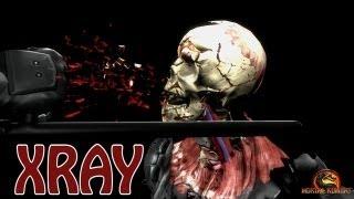 Mortal Kombat 9 XRAY Incluidos Goro Kintaro Shao Kahn DLC Español PC HD
