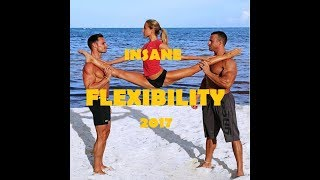 Insane flexibility skills / ballet / dance / contortion / split / back bend