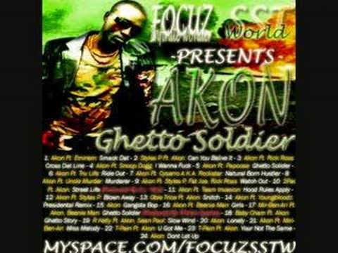 Akon - Ghetto Soldier