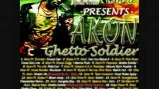 Akon - Ghetto Soldier