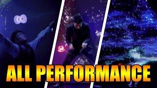 Mochi America's Got Talent 2018 ALL Performances|GTF