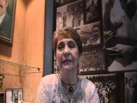 """#3/4-entrevista-a-jenny-estrada-sobre-armando-romero-en-base-a-la-""""ruta-de-un-ideal"""",-2012.04.08."""