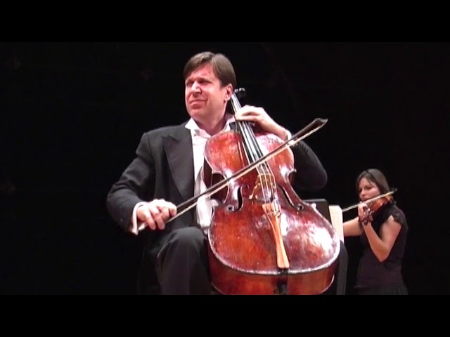 Bach Cello Concerto c moll